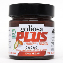 Cacao Plus con proteine...