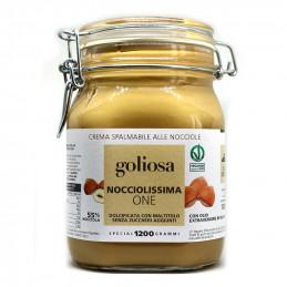 Nocciolissima One - 1200 grammi