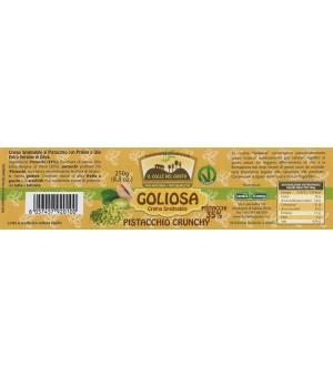 Etichetta Pistacchio Crunchy